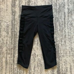 Lululemon workout crop leggings